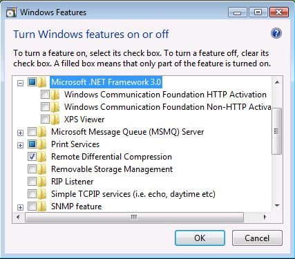Install the. Net framework on windows vista | microsoft docs.