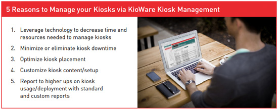How to Manage your Kiosks