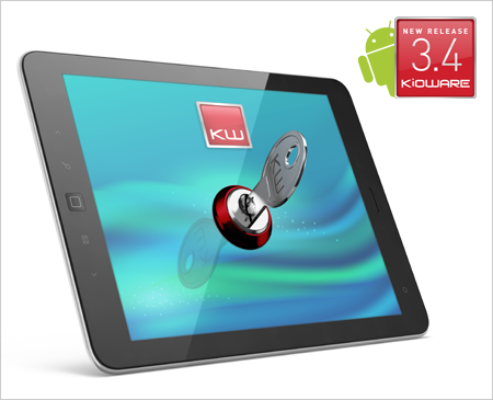 Android Security & Tablet lockdown with KioWare 3.4