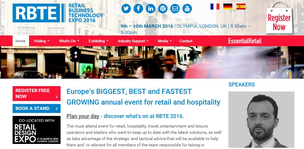 RBTE Retail Business Technology Expo