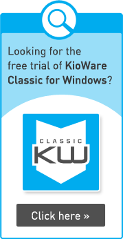 Get free trial of KioWare Classic for Windows